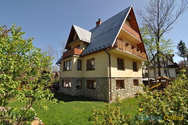 U Gochy pensjonat w centrum Zakopanego