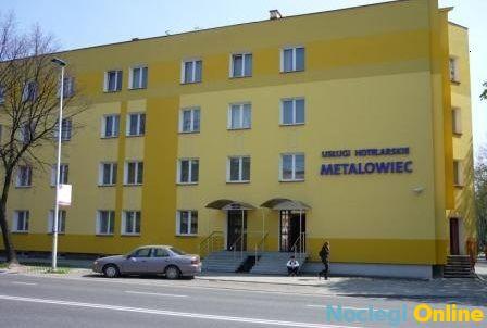 Usługi hotelarskie Metalowiec