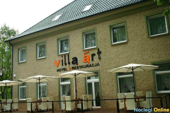 Villa Art Hotel & restauracja