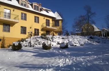 Villa Gorczańska