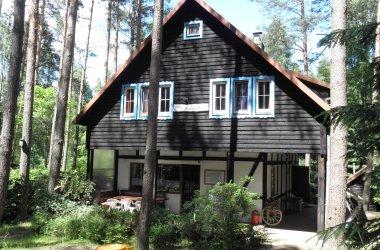 Villa Jolanta duży komfortowy dom w Nowej Kaletce koło Olsztyna Mazury