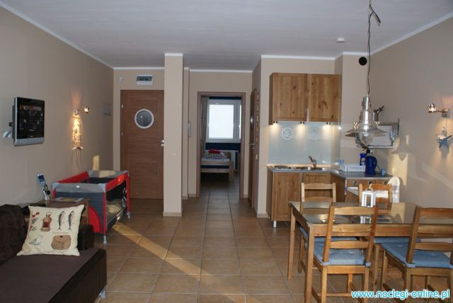 Villa Park&Plaża - komfortowe apartamenty 300 m od morza !