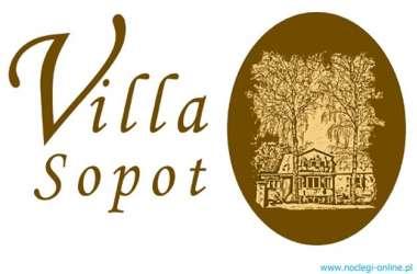 Villa Sopot - pokoje dla turystów 10 minut pieszo od Centrum