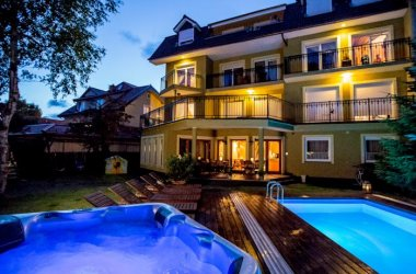 Villa Verdi Pleasure & Spa