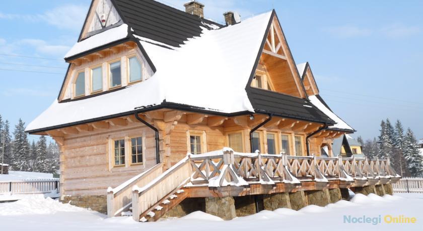 Villa z widokiem na Giewont