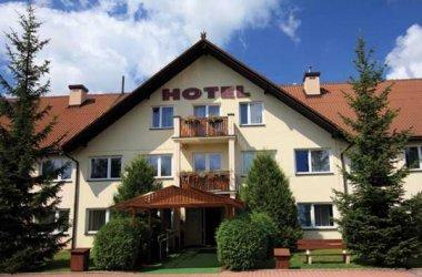 WAKACJE w Pieninach - 5 dni HOTEL**PIENINY