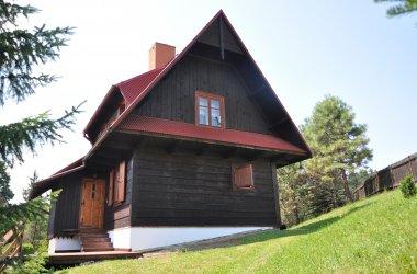 WIELKANOC 2014 - Drewniany dom z ogrodem do własnej dyspozycji już za 250 zł
