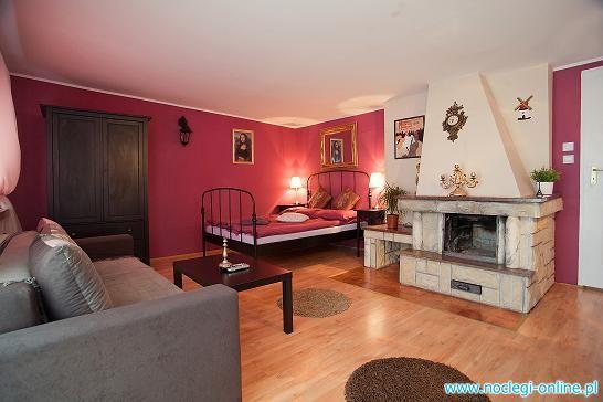 Willa pod Łosiem - Stylowe apartamenty i pokoje