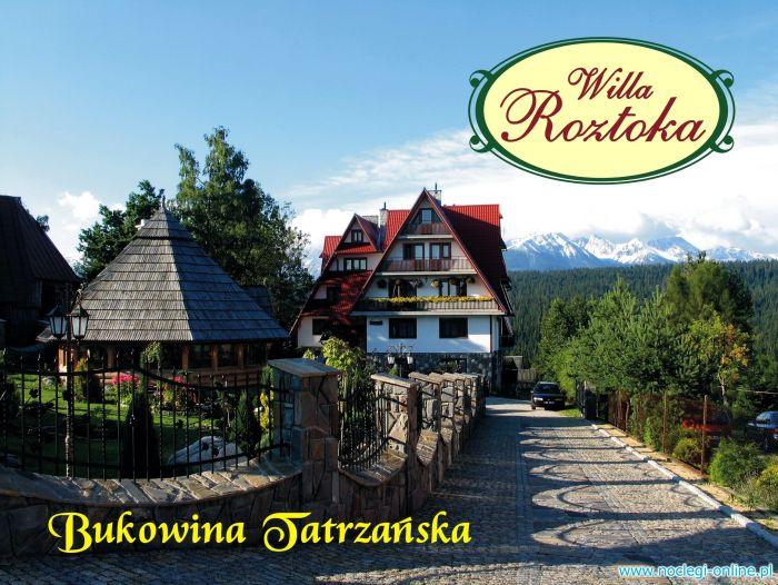 Willa ROZTOKA