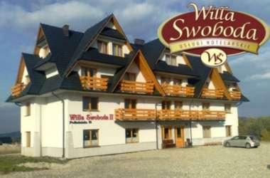Willa Swoboda 2 i Willa Swoboda 1