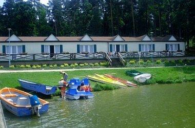 Wioska Rowerowa w Piaskach