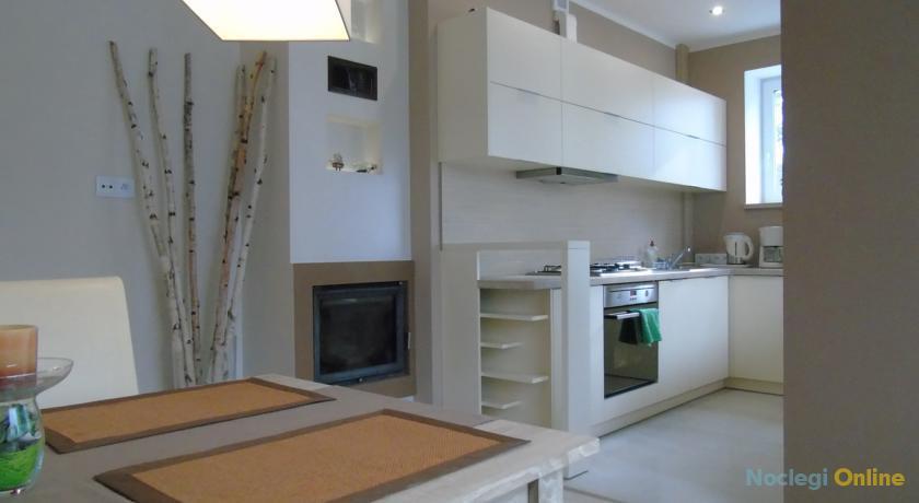 Wygodny apartament na Mazurach