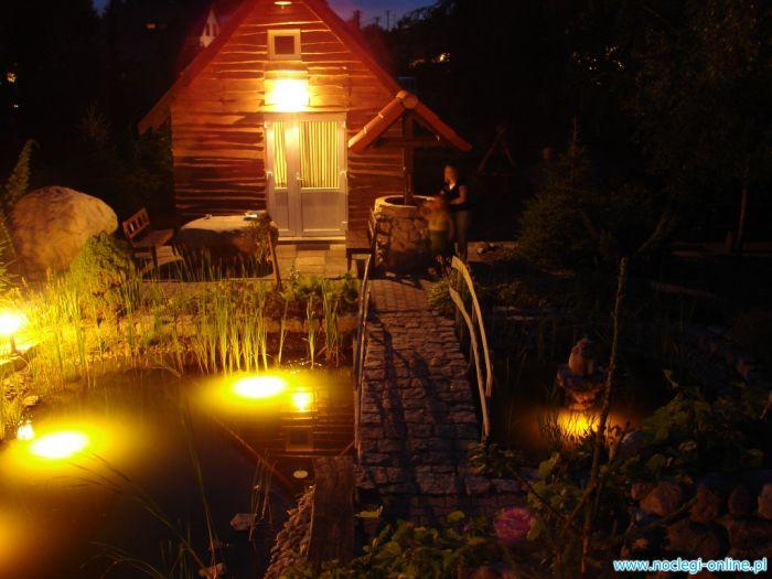 Wypoczynek nad jeziorem powidzkim z bezpośrednim dostępem do wody