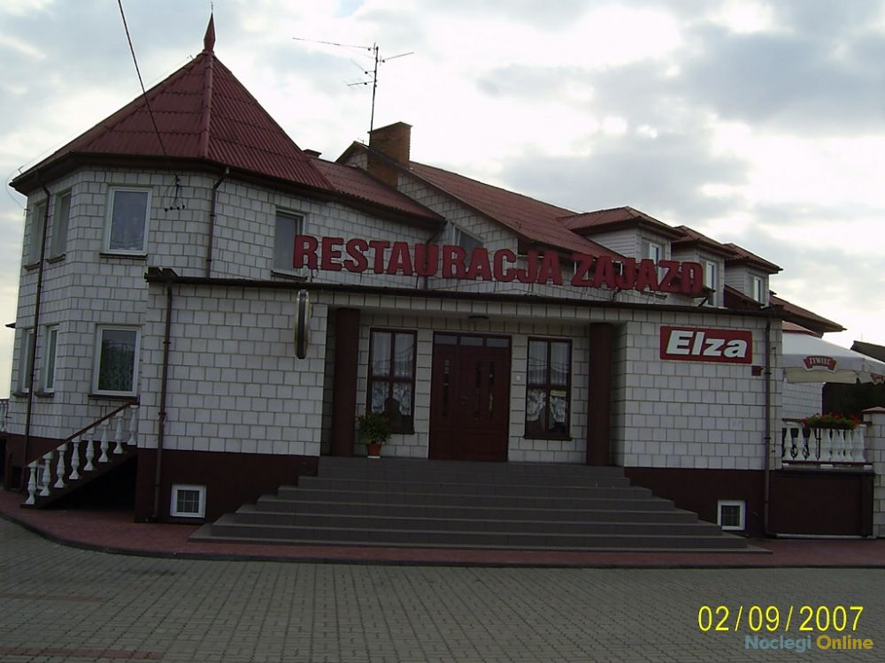 """Zajazd-Restauracja """"Elza"""" s.c."""