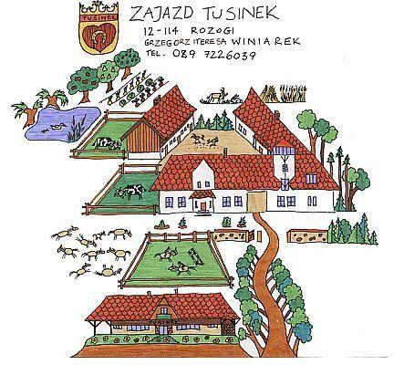 Zajazd Tusinek