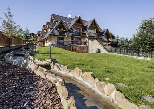 ZAKOHOME- Rezydencja Potok Premium