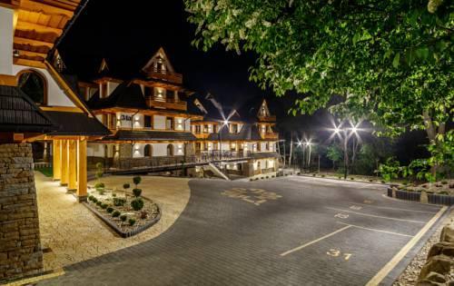 Zakopiańskie Tarasy Premium Spa