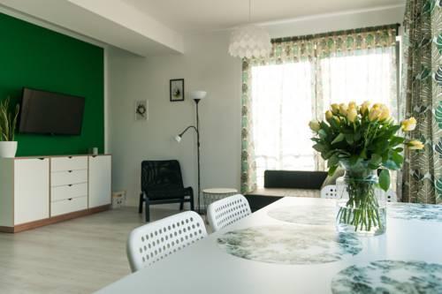 Zielone Apartamenty