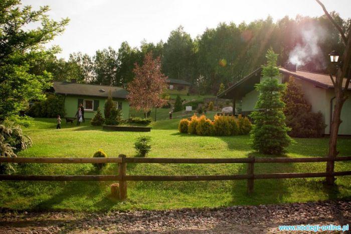 Zielone Wzgórza - Domki na Kaszubach